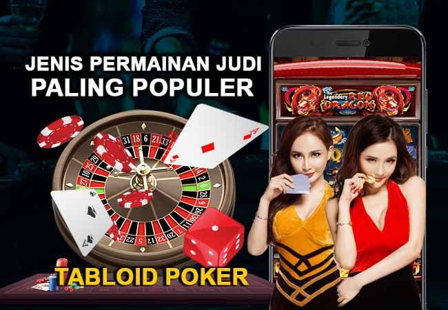 6 Jenis Permainan Judi Online Terpopuler Di Indonesia