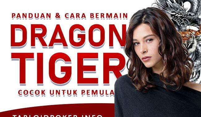 cara bermain dragon tiger