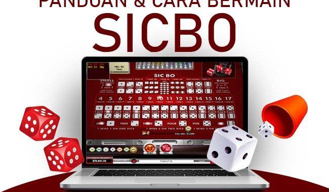 cara bermain sicbo online