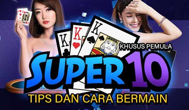 cara bermain super 10