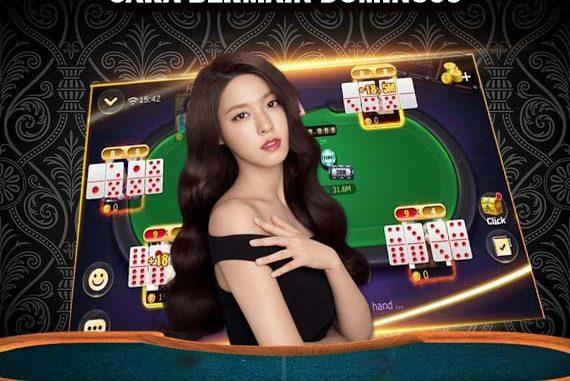 cara bermain domino99 terbaik